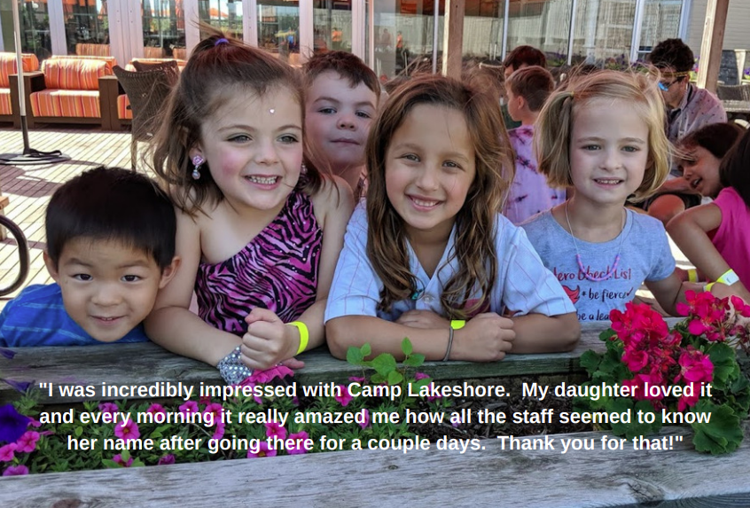 LSF-LP Traditional Day Camp Testimonial