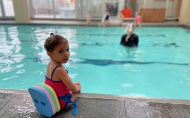 Lincoln Park Swim Lessons Kids Swimming