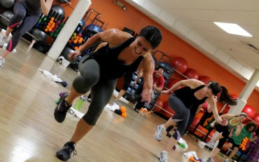 Group Fitness 3