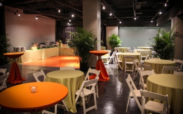 Indoor Event Venues & Conference Rooms