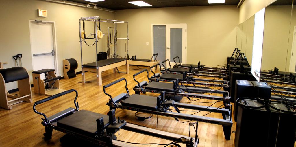 Reformer Pilates Room