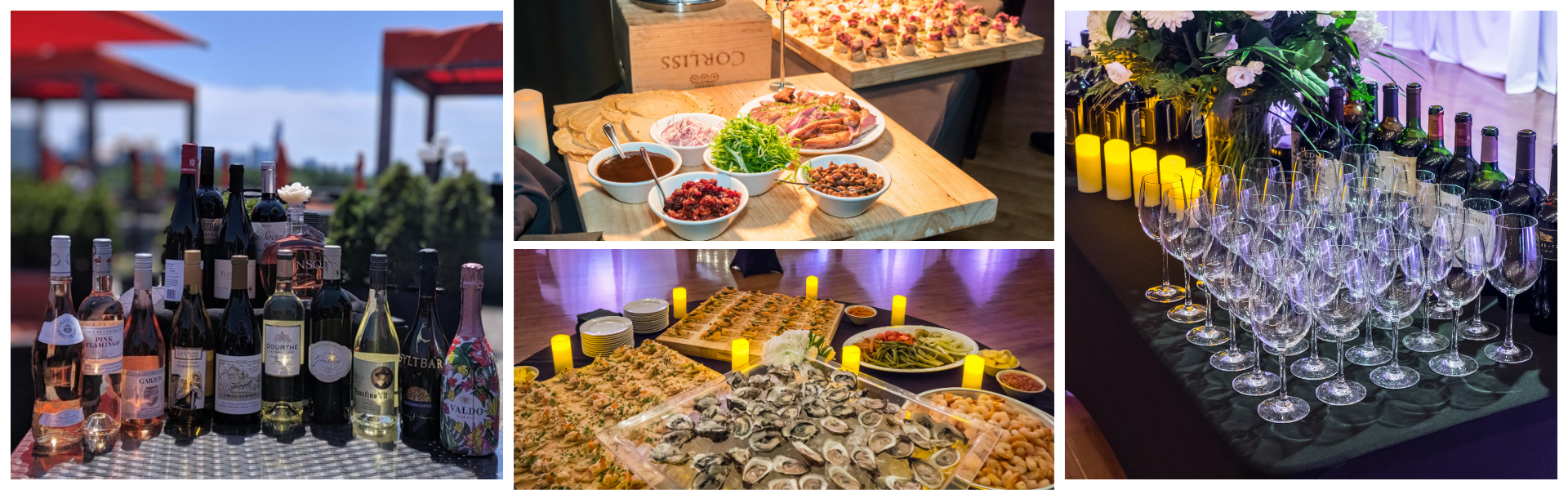 Lincoln Park Event Venue Catering Menus Bar Service