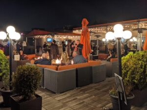 Harvest Rooftop Restaurant and Bar Lincoln Park Chicago