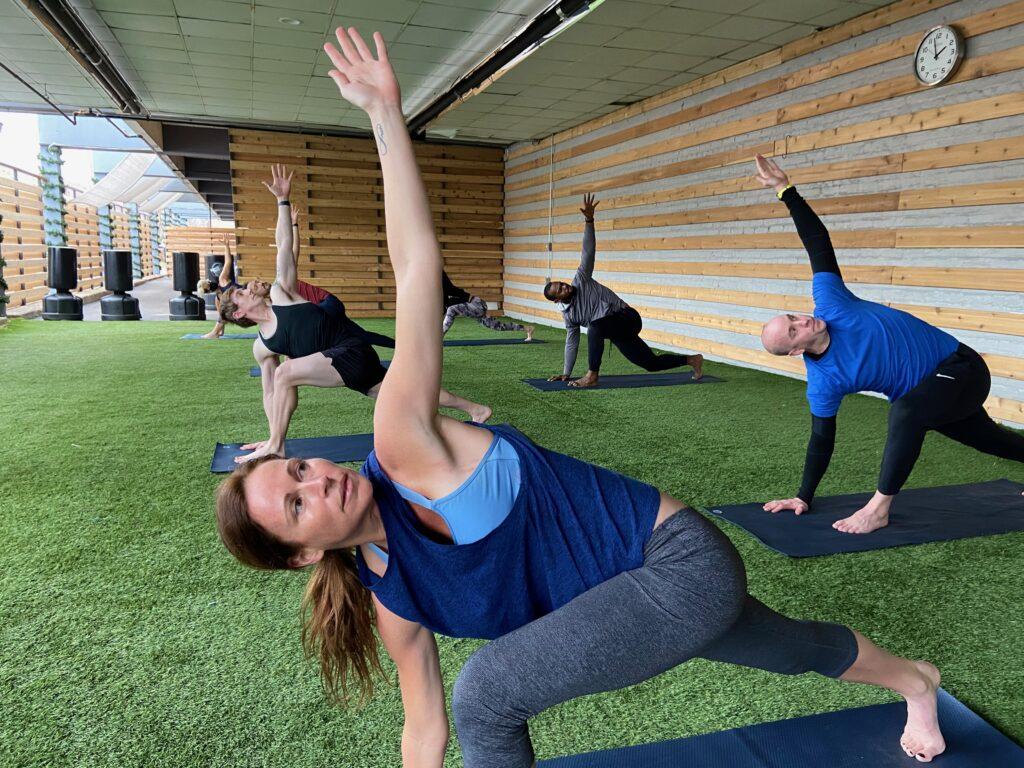 Lincoln Park Outdoor Yoga