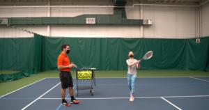 Choosing a Tennis Pro