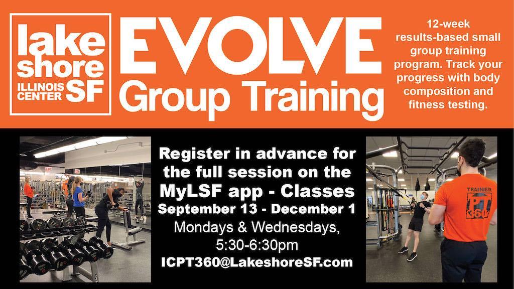 Illinois Center Evolve Group Training